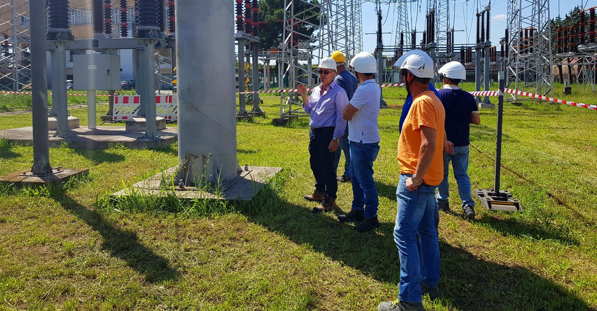 formazione Enel Cabina Primaria